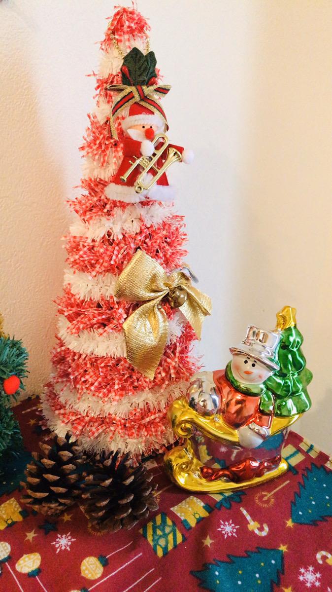 クリスマス 玄関 飾り方 100均 アイテム 簡単 できちゃう