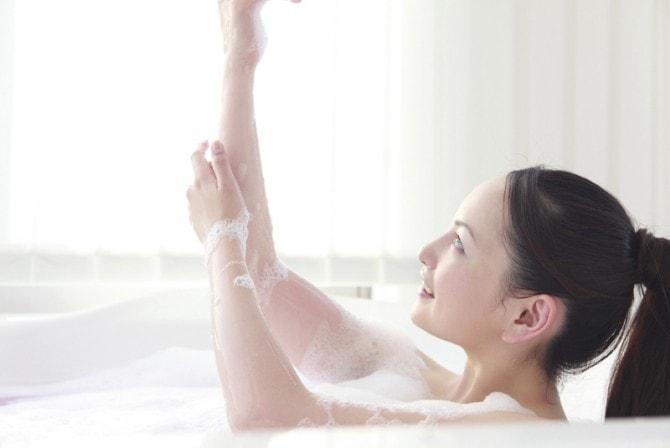 プレミアム スリム スキニー レギンス 活用術 ウォーキング お風呂 入る 効果的 使い方