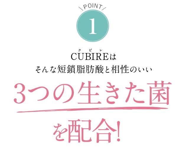 クビレ(CUBIRE) 口コミ 効果 なし 痩せない 使用した 方 限定 口コミ