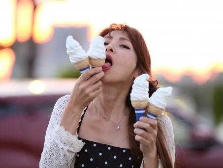 ソフトクリームのめちゃいました いつから カロリー 映える 話題