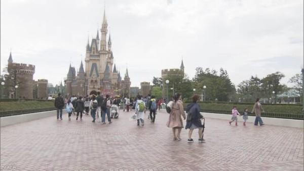 東京ディズニーランド 休園 期間 延長 新エリア いつから 4月11日 プレオープン チケット