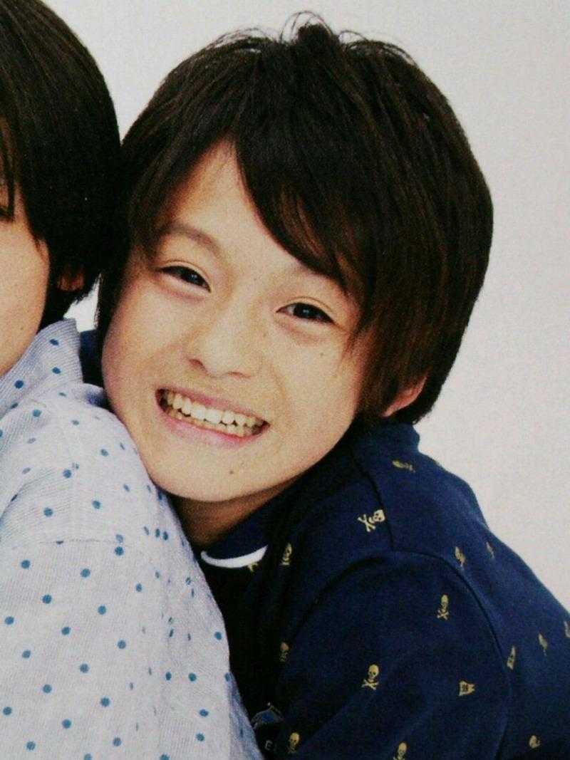 松倉海斗 幼少期 芸能界入り していた 幼少期 画像 かわいい